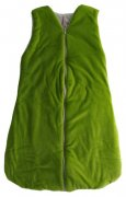 Sleeping bag green 120 cm | - detskedeky.cz