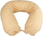 The coating on the nursing pillow beige | - detskedeky.cz