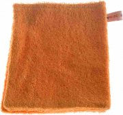 Washcloth orange | - detskedeky.cz