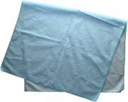 Blue pad for changing diapers 40 x 50 cm | - detskedeky.cz