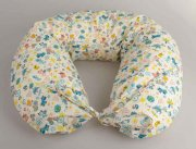 Nursing Pillow meadow green | - detskedeky.cz