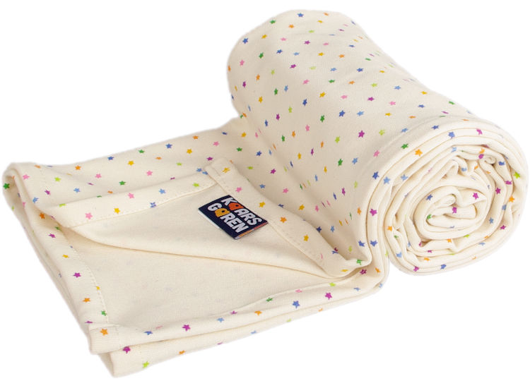 baby organic cotton blanket for summer