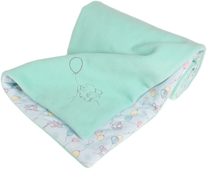 menthol baby blanket mouse