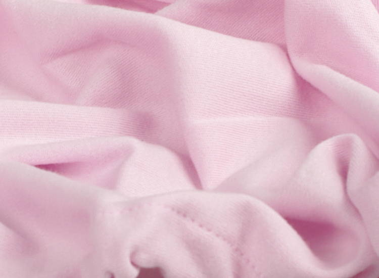 pink cradle sheet