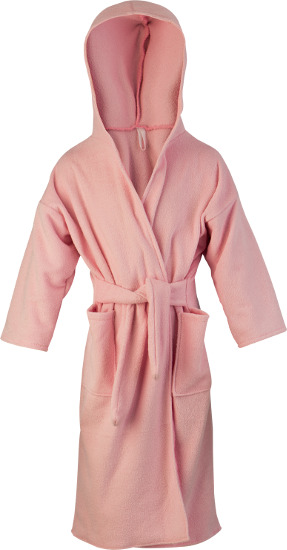 ff29416303 Terry bathrobe pink size 98   Baby Blankets